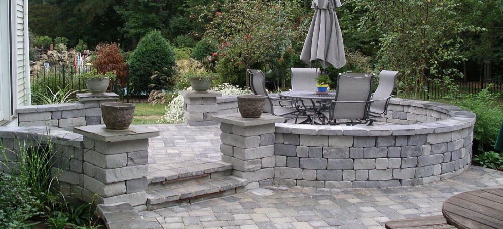 Sprucing up your outdoor space kw woodlands for How much does it cost to build a stone house